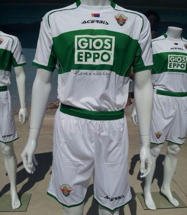 Elche Home Kit 13 14