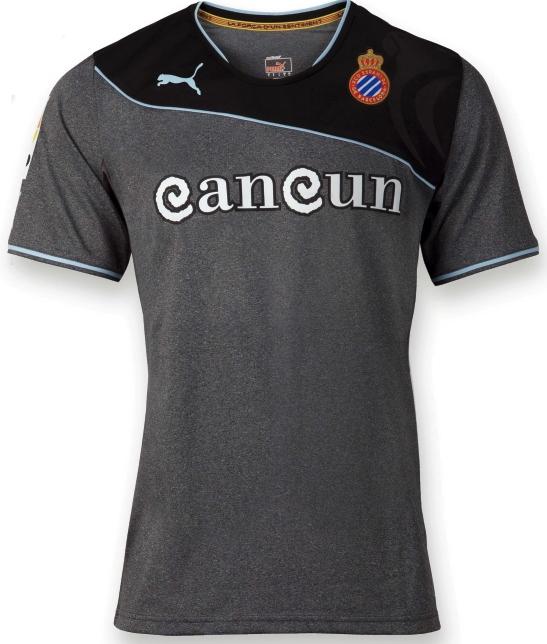 Espanyol Puma Away Shirt 13 14