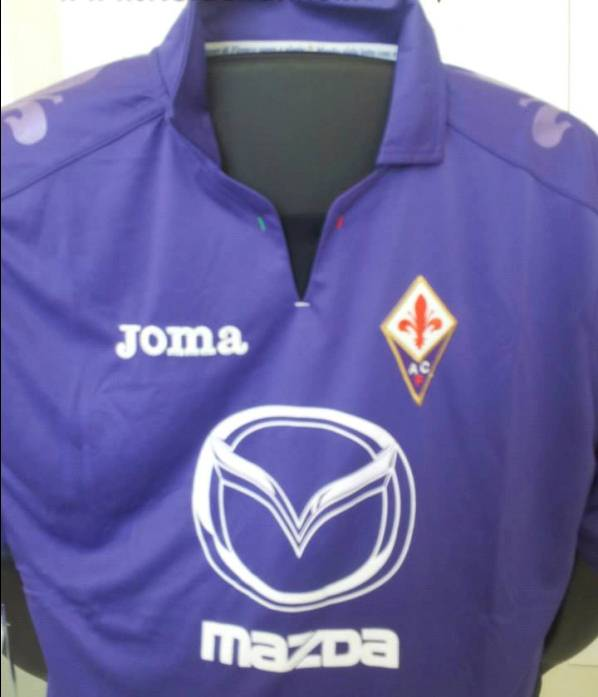 Fiorentina Home Shirt 2013 14