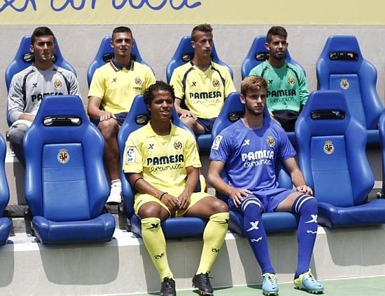 Giovani dos Santos Villarreal 2013