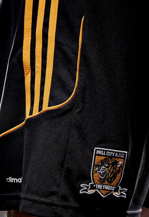 Hull City Home Shorts
