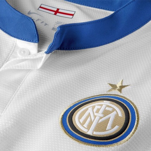 Inter Away Closeup