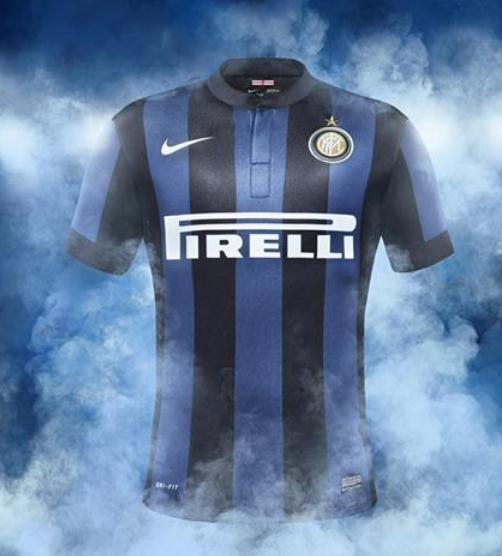 Inter Milan New Kit 2013 14