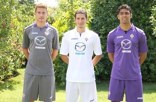 Joma Fiorentina Kits