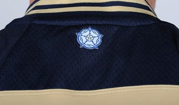 LUFC Shirt Back