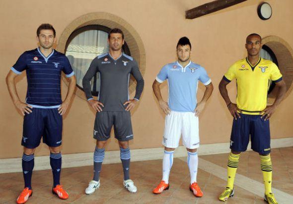 Lazio Shirt 2013 14
