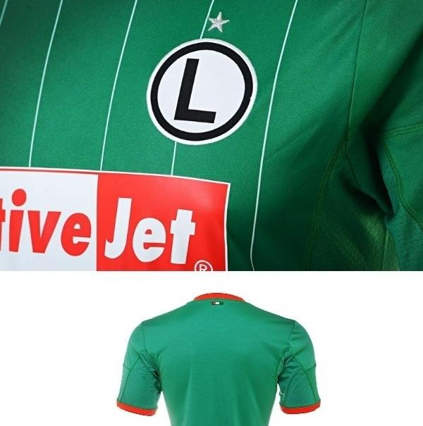 Legia Green Kit