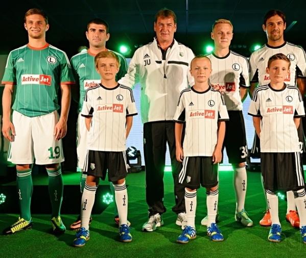 Legia Warszawa Shirt 13 14