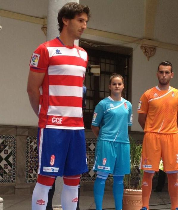 Luanvi Granada CF Shirt 2013 14