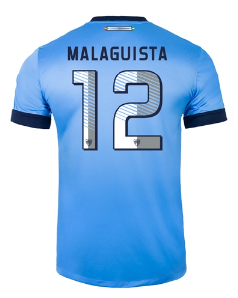 Malaga Home Jersey Back