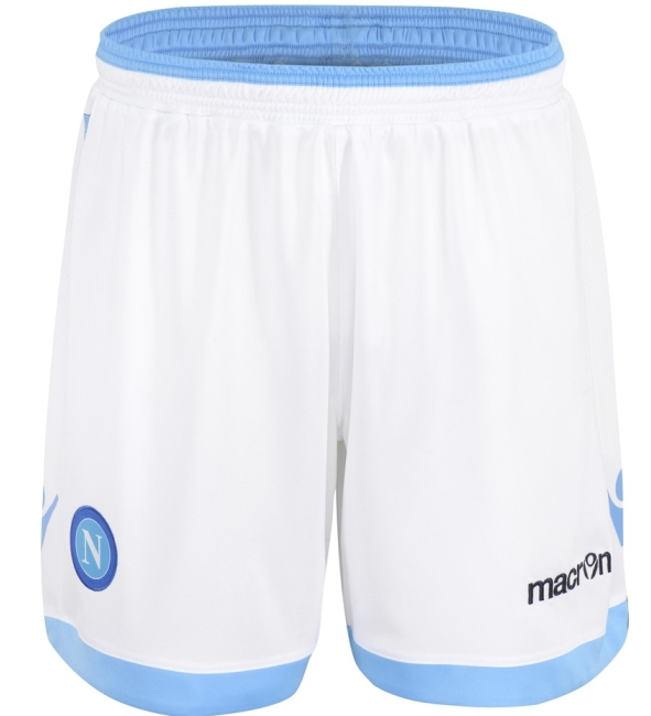 Napoli Home Shorts 2013 14