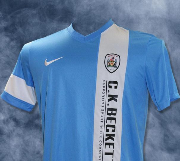 New Barnsley Away Kit 2013 14