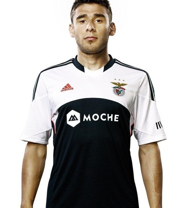 New Benfica Away Kit 13 14