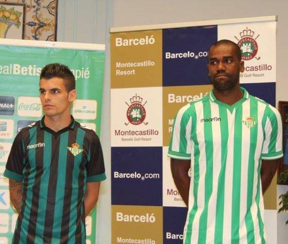 New Betis Shirt 2013 14