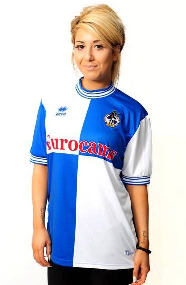 New Bristol Rovers Home Kit 13 14