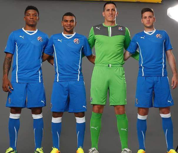 New Dinamo Zagreb Kit 2013 14