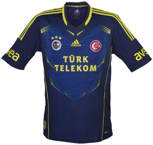 New Fenerbahce Jersey 2013 14