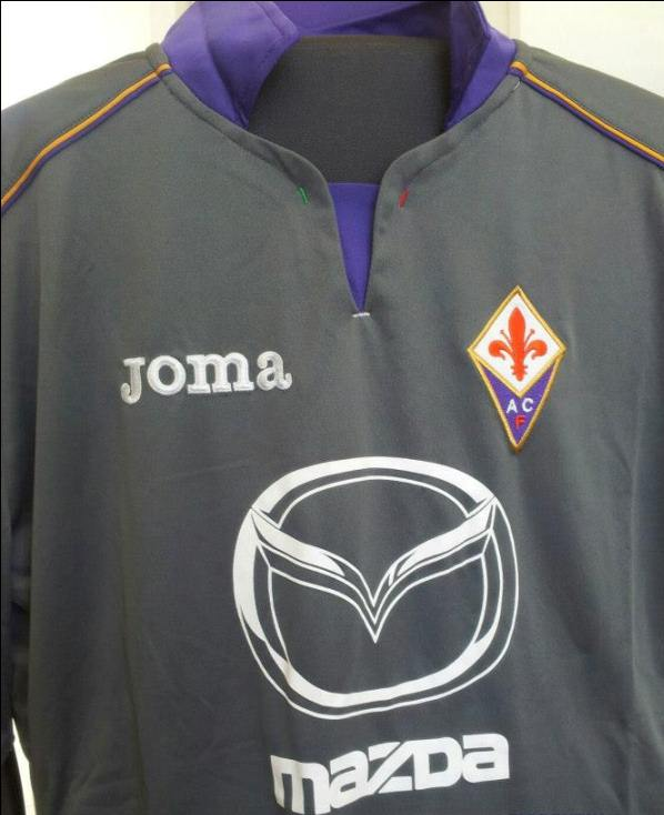 New Fiorentina Third Kit 13 14