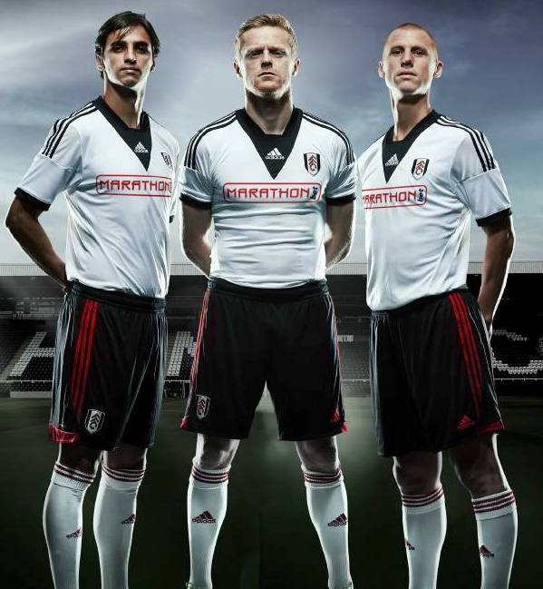New Fulham Home Kit 13 14
