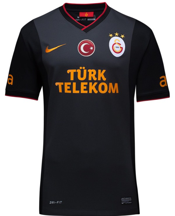 New Galatasaray Away Kit 13 14