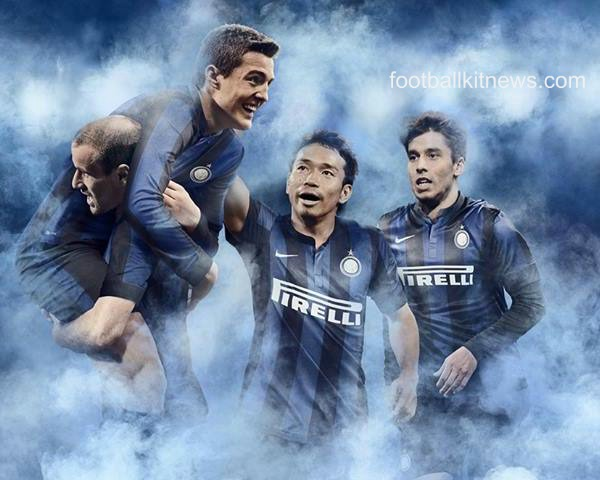 New Inter Milan Kit 13 14