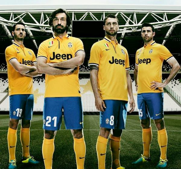 New Juventus Away Kit 2013 14