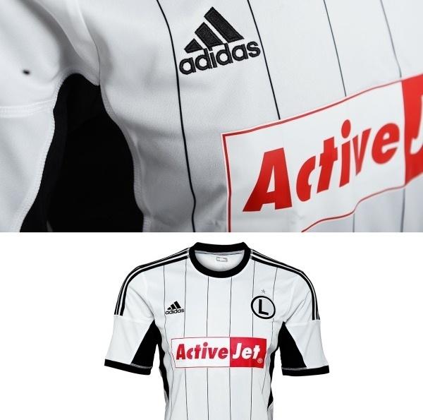 New Legia Warsaw Shirt 2013 14