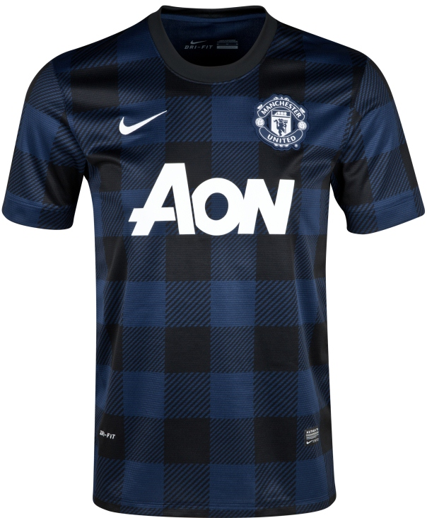 14+ Manchester United Away Kit History