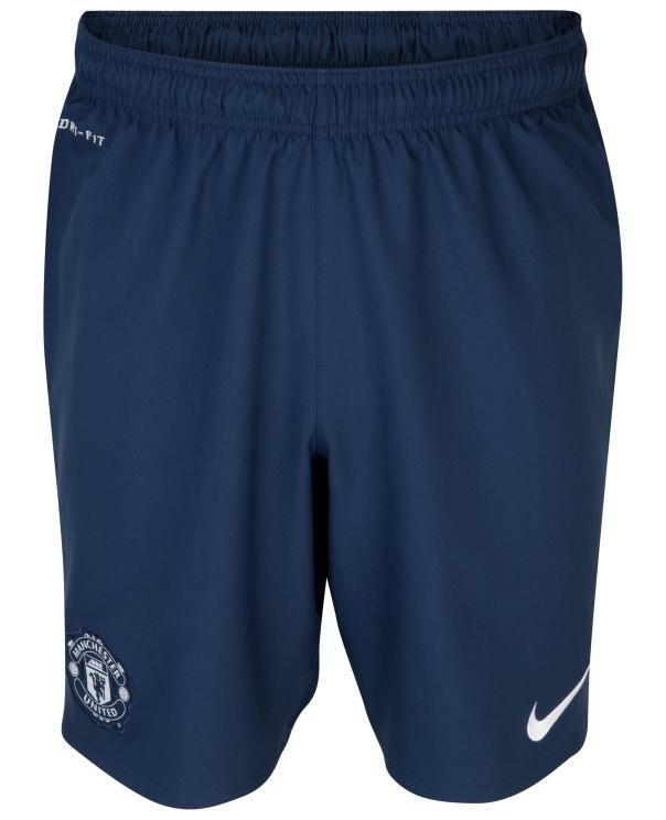 New Man United Away Shorts 13 14