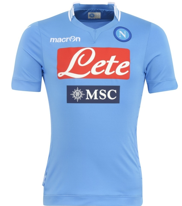 New Napoli Home Kit 13 14