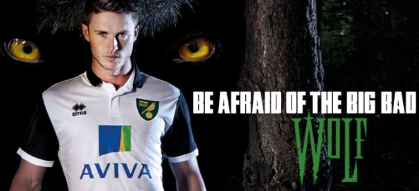 New Norwich Away Kit 2