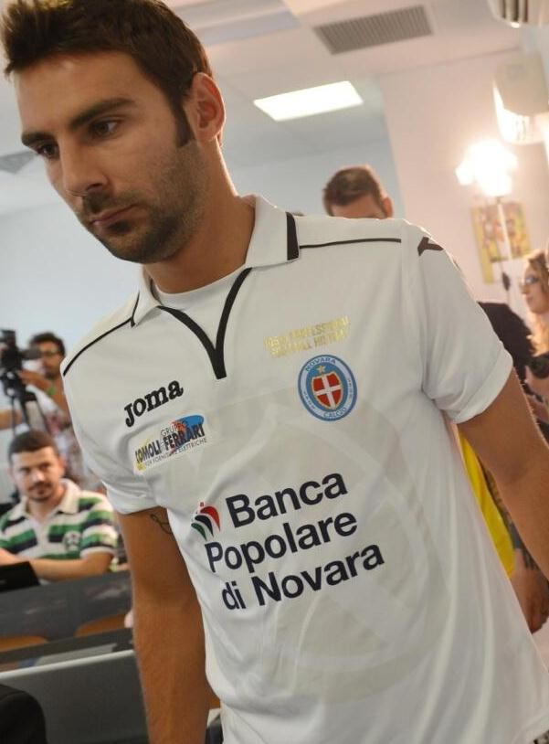 New Novara Away Kit 13 14