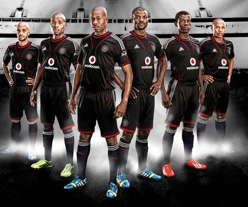 New Orlando Pirates Jersey 2013 2014