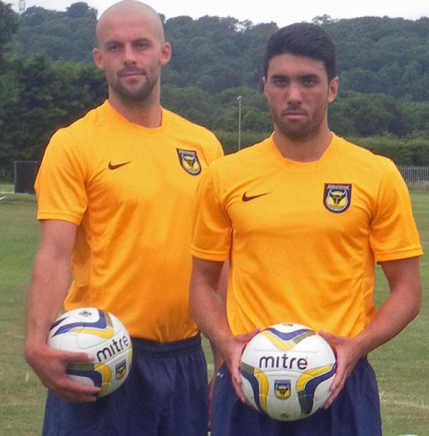 New Oxford United Kit 13 14