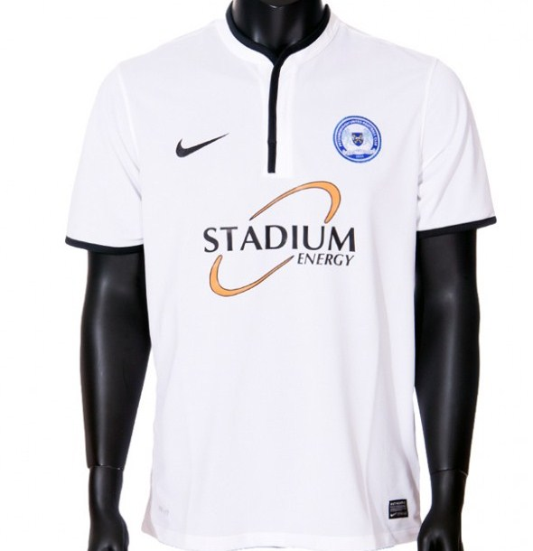 New Peterborough United Away Shirt 2013 2014