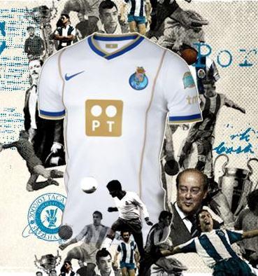 New Porto 120th Anniversary Shirt 2013