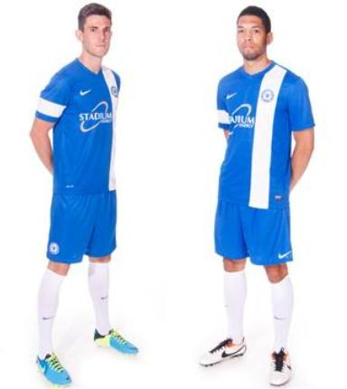 New Posh Home Kit 2013 14