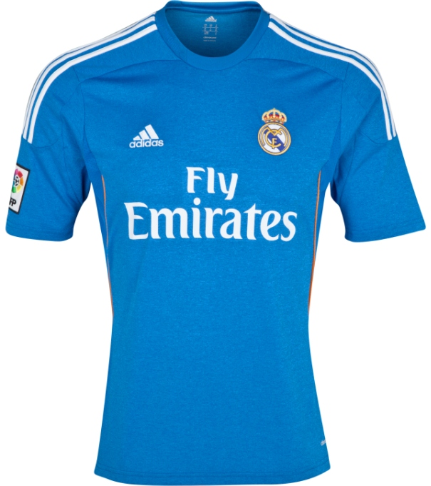 outlet store 41b16 06ac9 real madrid new away jersey