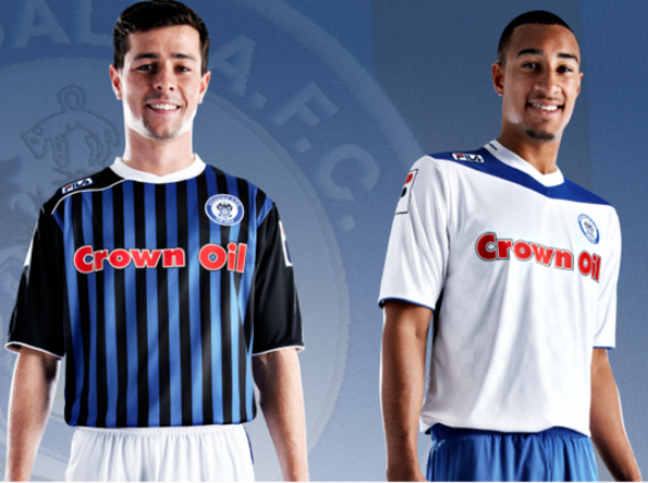 New Rochdale Kit 13 14