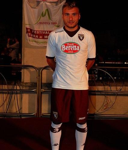 New Torino Away Shirt 2013 2014