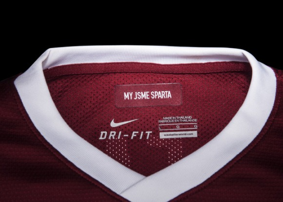 Nike Sparta Praha Shirt 13 14