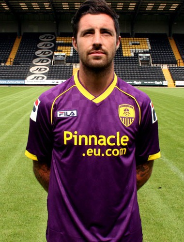 Notts County Away Shirt 2013 2014