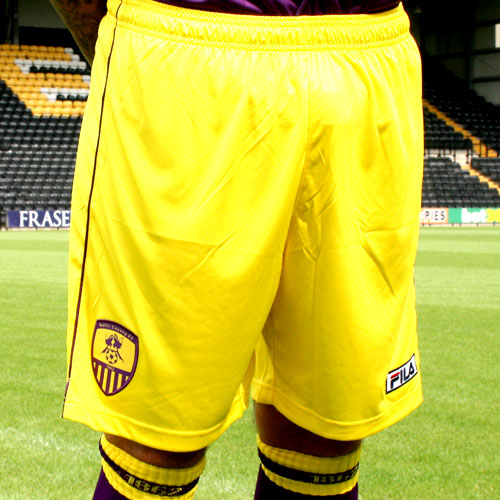 Notts County Away Shorts