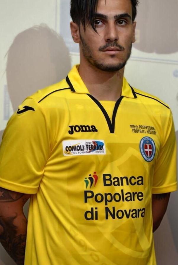 Novara Third Strip