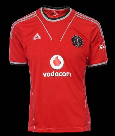 Orlando Pirates Away Jersey 2013 2014