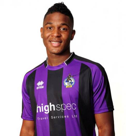 Purple Bristol Rovers Kit 2013 14