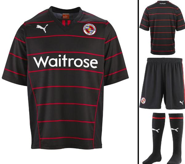 Reading Away Shirt 2013 14