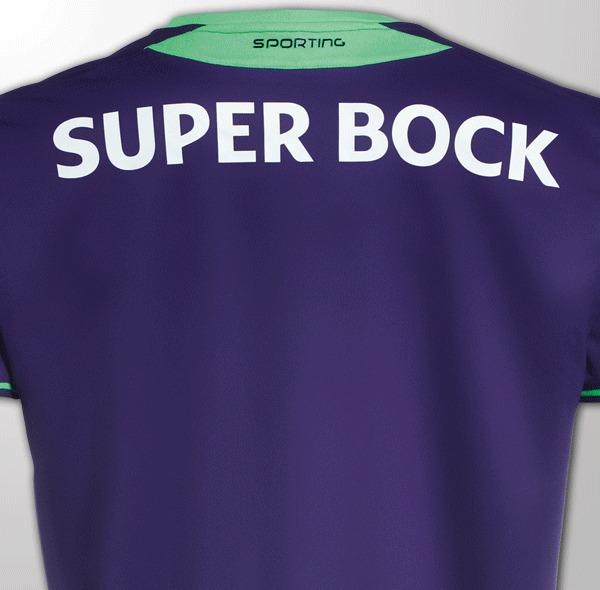 Sporting Lisbon Away Shirt