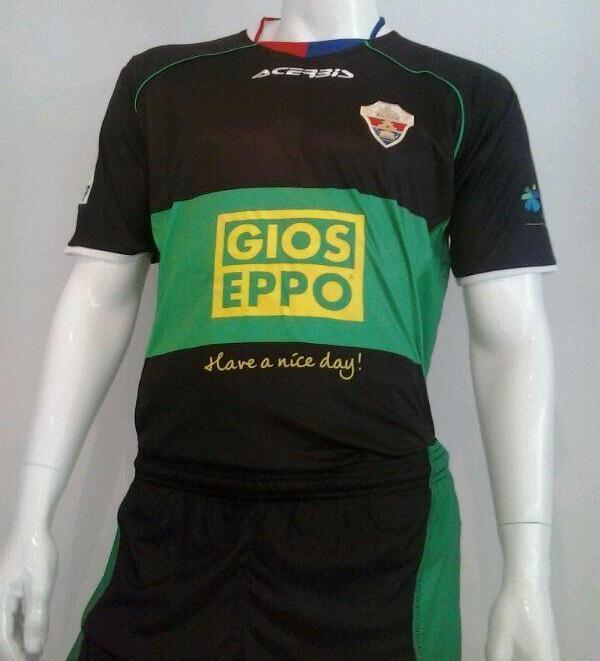 Third Kit Elche CF Soccer Jersey 2013 14