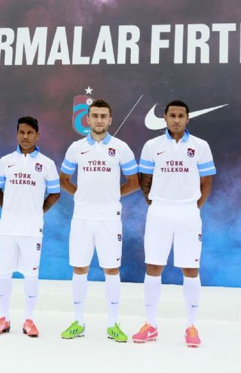 Trabzonspor Away White Jersey